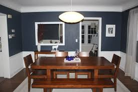 Dining Room Wall Paint Blue Privileges Of Dining Room With Blue Walls Orchidlagoon Com