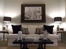 Black And Brown Home Decor Livingroom Yellow Brown And White Living Room Orange Black