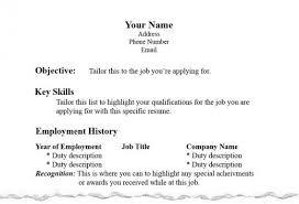 download how to write a proper resume haadyaooverbayresort com