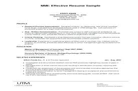 effective resume exles here are effective resume formats goodfellowafb us
