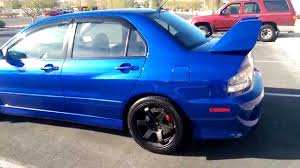 mitsubishi evolution 2005 2005 evolution 8 evo youtube