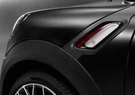 matte black car mini u0027s new metallic matte black in depth motoringfile