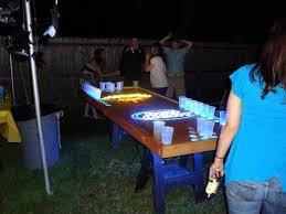 custom beer pong tables custom bud light beer pong table beer pong table designs