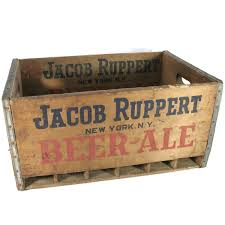 reserved listing for kathy antique wooden beer crate new decorative shelves