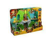 fisher price jake land pirates jake u0027s magical tiki