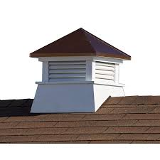 Copper Roof Cupola Shop Heartland Tan Copper Pvc Base Wood Roof Tin Top Storage