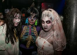 flesh eating zombie spirit halloween global halloween events you won u0027t want to miss travel channel