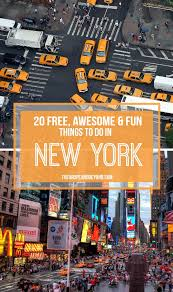 20 free things to do in new york city free things city and free