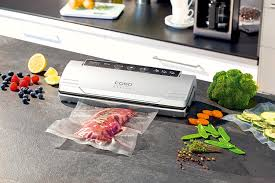 Preiswerte K Hen Amazon De Caso Vc10 Vakuumierer Vakuumiergerät Lebensmittel
