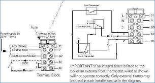boiler wiring diagram for thermostat bestharleylinks info