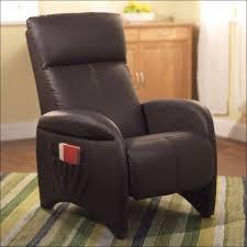 furniture wonderful wingback recliner printed recliner white