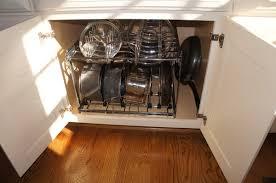 furniture inspiring kitchen storage pots and pans design ideas