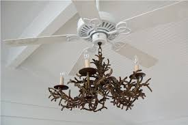 ceiling fan and chandelier ceiling fan and chandelier in same room natures art design