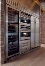 kitchen fridge cabinet cabinet built in bar wine cooler cabinet furniture tranquil wine