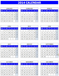 microsoft office calendar templates 2014 weekly archives