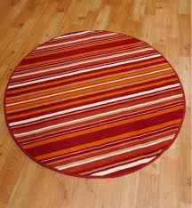 Round Red Rug Best Buys In Round Rugs Circular Rugs