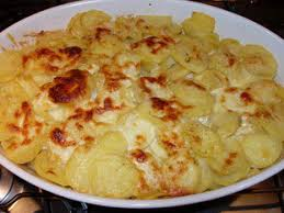 plat a cuisiner facile gratin de pommes de terre recette gratin de pommes de terre