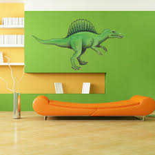 spinosaurus wall sticker see how you can create a dinosaur spinosaurus dinosaur wall decal sticker spinosaurus dinosaur wall decal sticker
