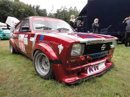 opel kadett opel kadett c all racing cars