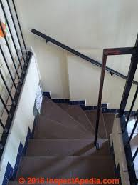 handrails guide to stair handrailing codes construction u0026 inspection