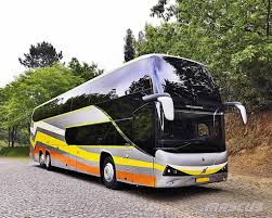 volvo transport volvo double decker 90 pass ny 2017 buses and coaches year of