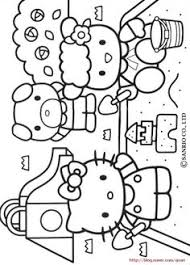 kitty coloring pages free kids educational fun kids
