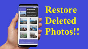 undelete photos android how to recover deleted photos from android phones