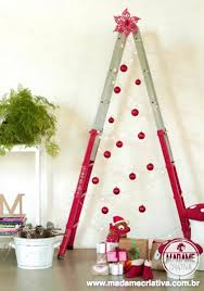 ladder christmas tree alternative christmas tree designs turning step ladders into