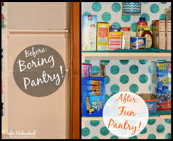 diy pantry decor with lockerlookz crafts unleashed