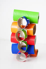 Halloween Paper Towel Roll Crafts 372 Best Cardboard Tube Crafts For Kids Images On Pinterest