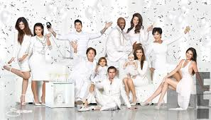 take an in depth look at all of the kardashian holiday cards