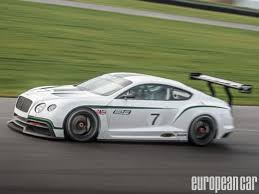 bentley racing green bentley gets back to racing web exclusive european car magazine