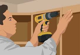 How To Install Base Cabinets With Shims Wall Cabinet Installation Guide At The Home Depot
