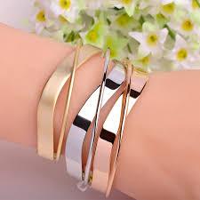 rose gold hand bracelet images Blucome fashion small size rose gold color bangles bracelets for jpg