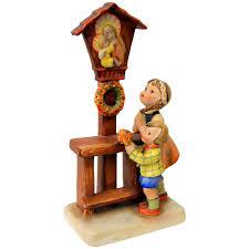 home interior masterpiece figurines rare hummel figurine