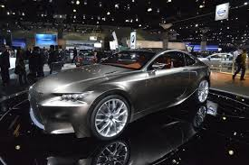 lexus sedan concept lexus lf cc concept reportedly coming in coupe and roadster