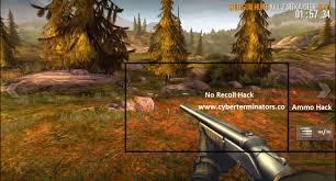 deer hunter 2017 weapons hack