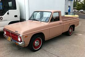 Ford Corier 1975 Ford Courier Information And Photos Momentcar