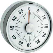timer cuisine timer tfa 38 1028 02 puck white from conrad com