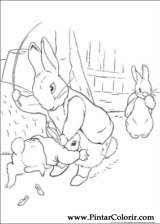 drawings paint u0026 colour peter rabbit 3