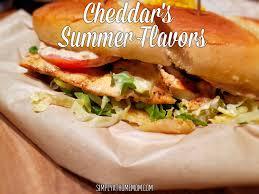 Cheddar S Scratch Kitchen by Save Money On Summer Flavors At Cheddar U0027s Scratch Kitchen