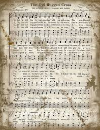 Old Rugged Cross The Old Rugged Cross Lyrics Cievi U2013 Home