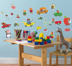 richard scarry u0027s busytown removable wall decorations from