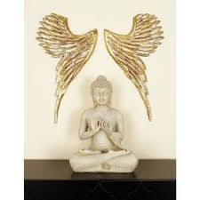 Angel Wing Wall Decor Home Decorators Collection Driftwood Angel Wings Wall Sculpture