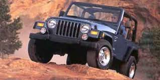 2001 jeep wrangler owners manual 50 best 2001 jeep wrangler for sale savings from 3 209
