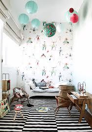 chambre enfant papier peint papier peint pour une chambre d enfant zalinka pour organiser et