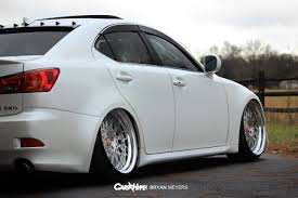 bagged lexus is250 carshype com blake kaufman u0027s vip is250 mini feature