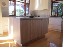 brisbane kitchen design sherwood contemporary kitchen 40mm caesarstone raw concrete benchtops9 jpg