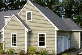 maintenance free vinyl siding options for nj houses material looks