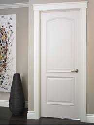 Interior Doors Canada Continental Smooth Finish Moulded Interior Door Doors In Flickr